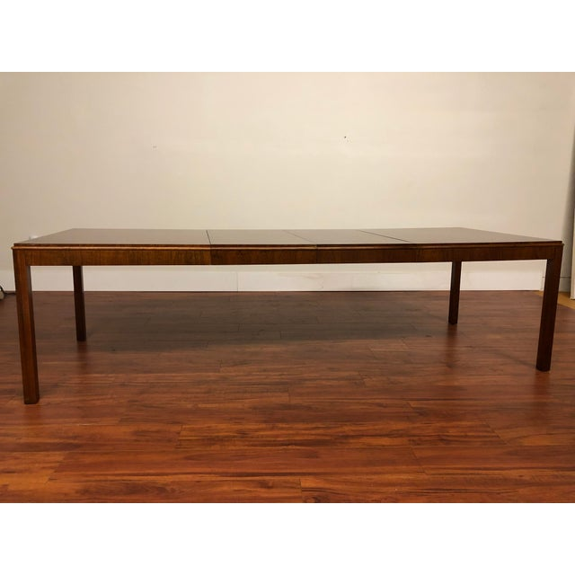 Maurice Villency Expandable Dining Table For Sale - Image 9 of 13
