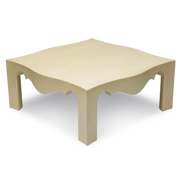 "Truex American Furniture "" Florence Coffee Table"" - Image 4 of 6"