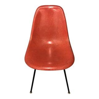 1970s Mid-Century Modern Herman Miller Eames Fiberglass Chair
