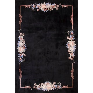 Antique Chinese Rug- 8′ × 11′2″ For Sale