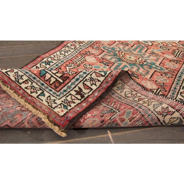 Apadana - Vintage Persian Heriz Rug, 2' x 5' - Image 3 of 5