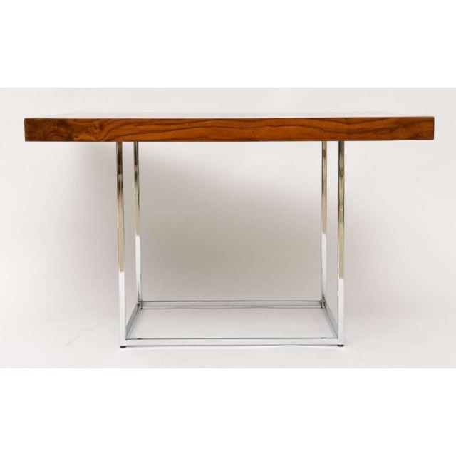 Milo Baughman Rosewood Coffee/Side Table - Image 10 of 10