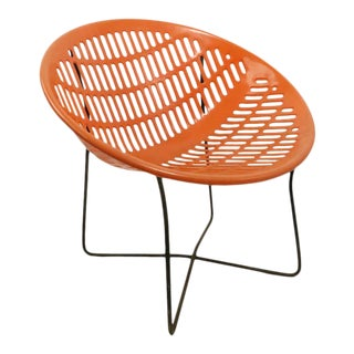 Vintage Solair Chair by Fabiano and Panzini For Sale