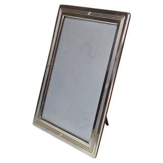 French Vintage Silver Christofle Frame, 1960-1970 For Sale