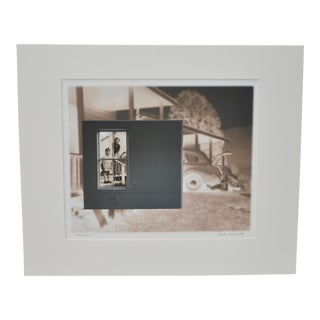 Stephen Frisch Mixed Media Photograph c.1998 For Sale