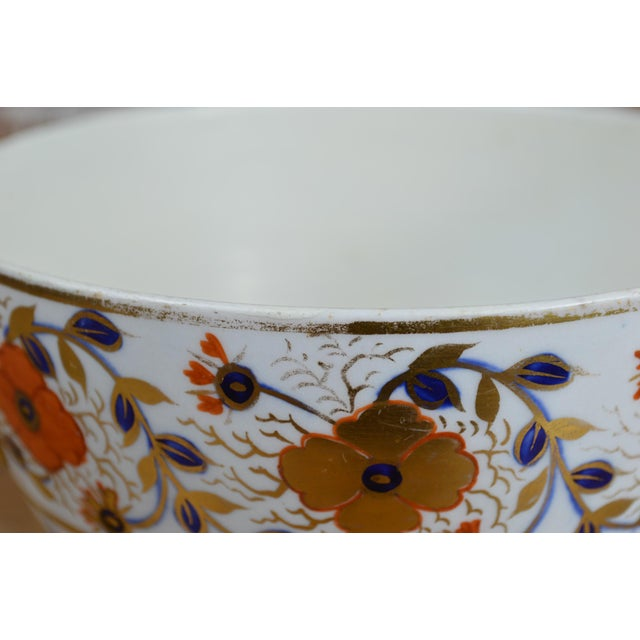 19th Century Crown Derby Old Japan Footed Bowl - Image 9 of 10