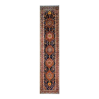 Extraordinary Early 20th Century Antique Northwest Persian Runner For Sale