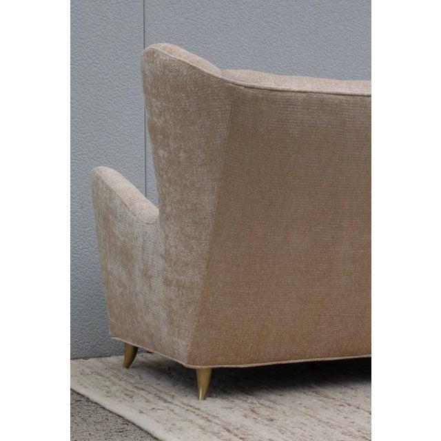 1950's Gio Ponti Style Italian Sofa - Image 5 of 8