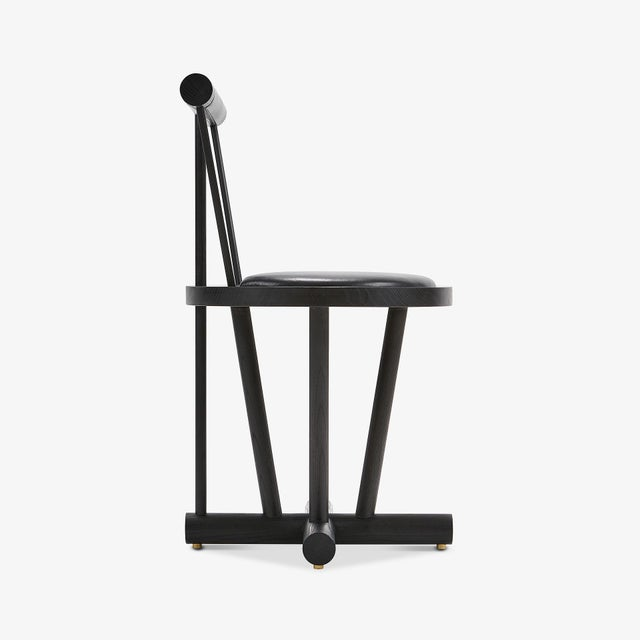 Danny Rosa's Chicago Stick Chair is the culmination of his design process combined with the aesthetics of Studio 6F....