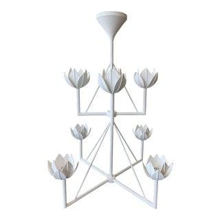 Visual Comfort Alberto Medium Chandelier For Sale