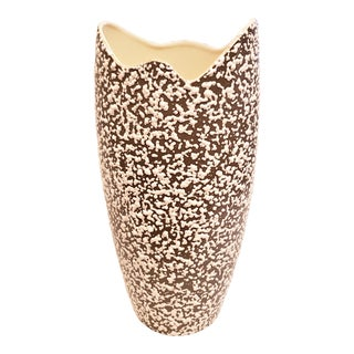 Large Mid-Century Royal Haeger Ceramic Pottery Vase For Sale