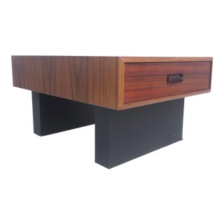 Scandinavian Modern Side Table or Coffee Table For Sale