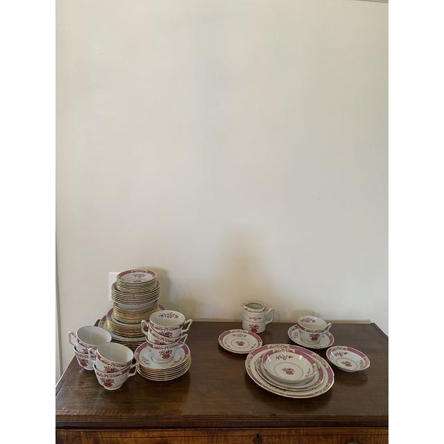 Spode China Lord Calvert Pattern Service for 8 Dinnerware - 60 Piece Set For Sale - Image 12 of 12