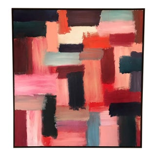 Already Replaced Acrylic on Canvas Painting Marcus Sisler