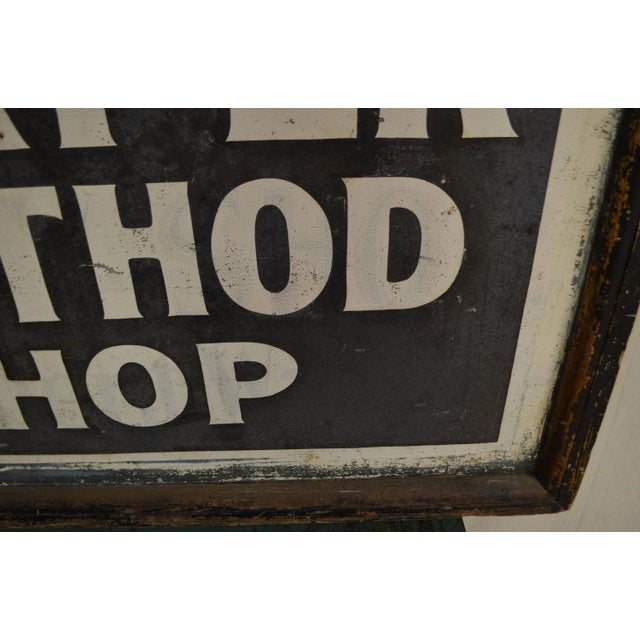 Sign for Shop Created by Martha Matilda Harper - Image 9 of 10