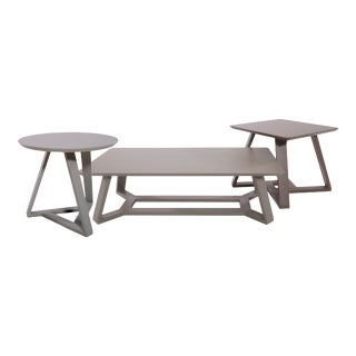 VIP Saloti Floyd Coffee Tables - Set of 3 For Sale