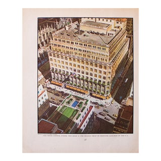 1930s Saks Fifth Avenue by Walter Richards For Sale