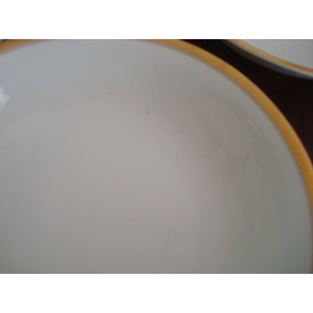 Gold And White Bavaria Dishes - Set of 30 - Image 5 of 11