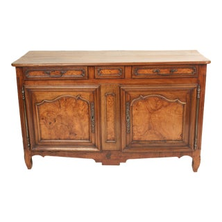 Early 19th Century Louis XV Provincial Buffet For Sale