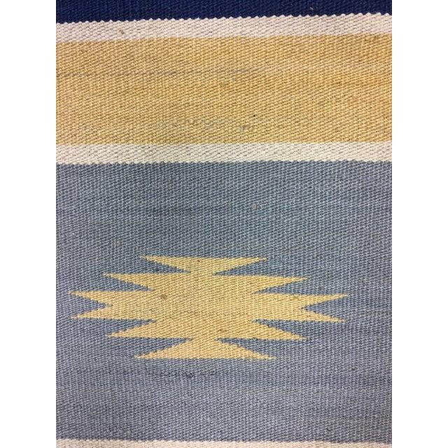 New Hand Woven Kilim 11'2 X 14'8 - Image 5 of 5