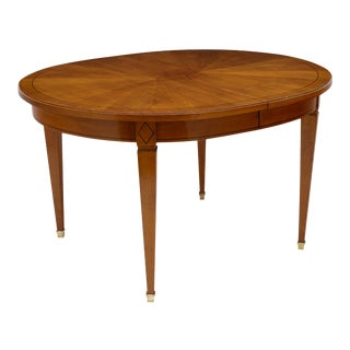 Directoire Style Dining Table For Sale