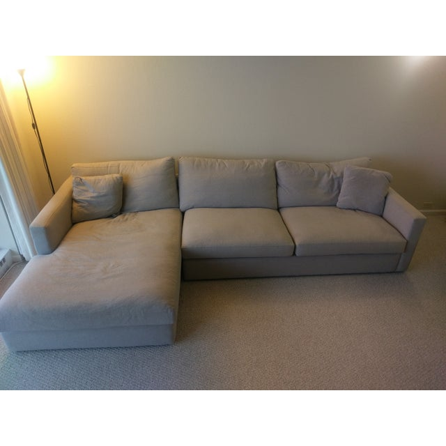 HD Buttercup Couch and Chaise Set - Image 2 of 8