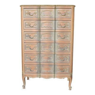Danby French Provincial Chest of Drawers For Sale