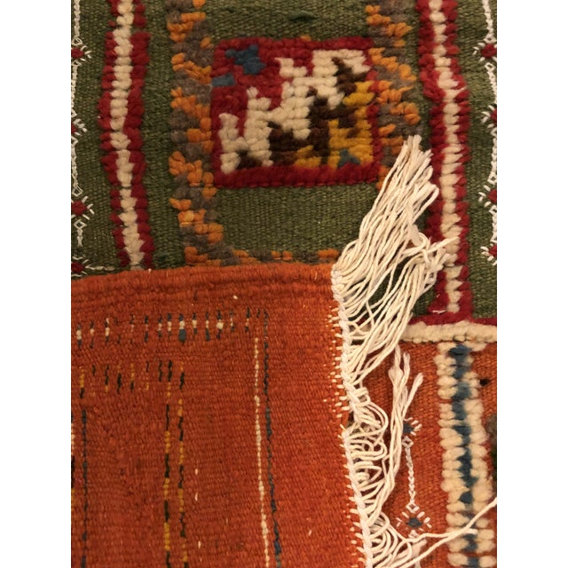 """Modern Moroccan Berber Rug-2'1'x3'3"""" For Sale In New York - Image 6 of 7"""