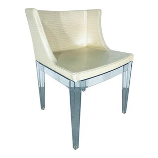 "Philippe Stark ""Mademoiselle"" Chairs for Kartell For Sale"