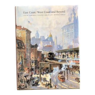 East Coast West Coast and Beyond Colin Campbell Cooper, American Impressionist For Sale