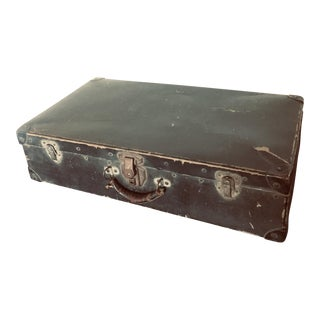 Early 20th Century Suitcase For Sale
