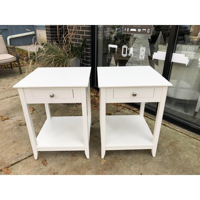 Borkholder Fifth Avenue Nightstands-a Pair For Sale - Image 10 of 11