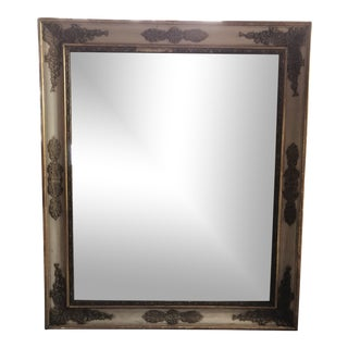 French Empire Period Wall Mirror For Sale