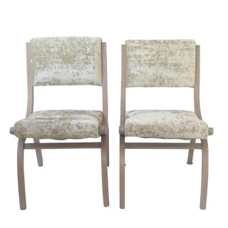 Mid-Century Modern French Chairs - A Pair