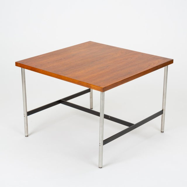 Mid-Century Modern Walnut Children's Work Table by Herman Miller For Sale In Los Angeles - Image 6 of 13