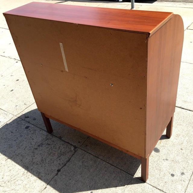 Secretary Roll Top Desk - Image 10 of 10