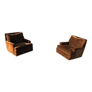 Marge Carson Living Room Chairs - A Pair