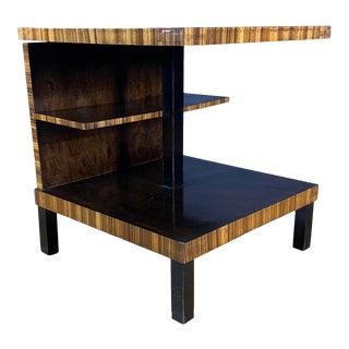 1930s Swedish Art Deco Smoking Table For Sale