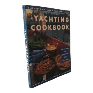 "1990 ""The Yachting Cookbook"" First Edition Book For Sale"