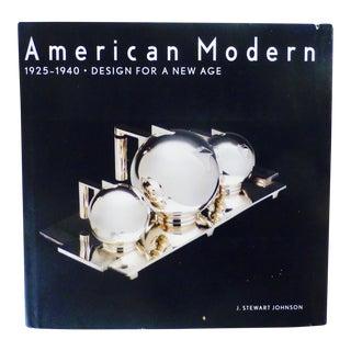 American Modern, Design, 1925-1940 For Sale
