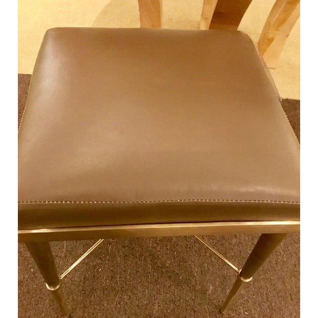 Caracole Haute Seat Stool - A Pair - Image 5 of 6