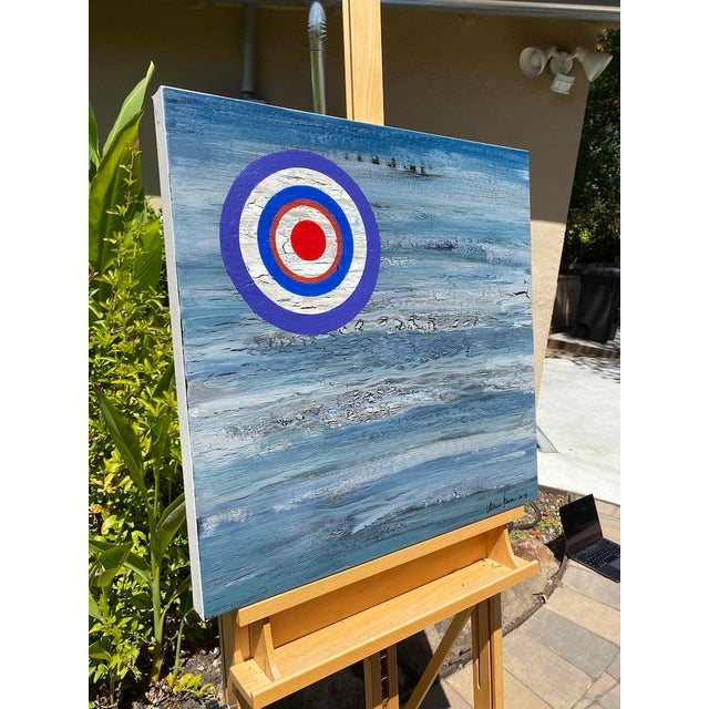 Contemporary Original Contemporary Abstract Painting For Sale - Image 3 of 6