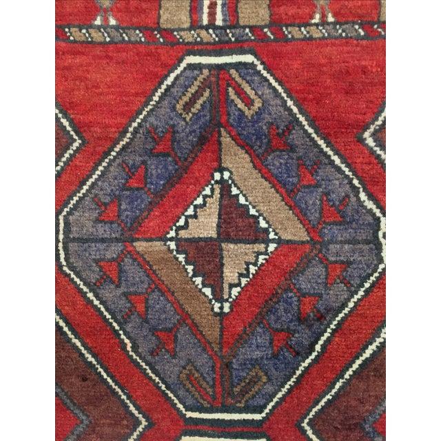 Baluchi Persian Rug - 2′11″ × 4′2″ - Image 6 of 6