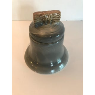 Liberty Bell Ceramic Lidded Jar Preview