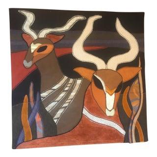 1970s Vintage Helen Webber Tapestry For Sale