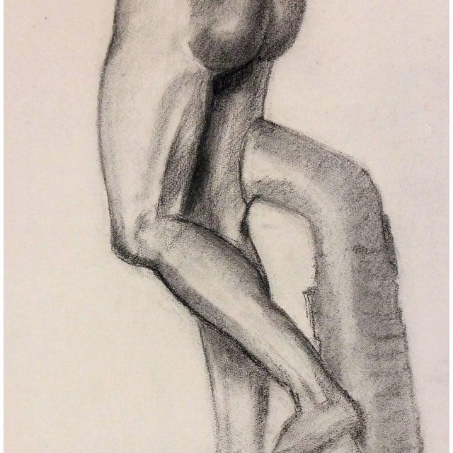 Figurative M. Lambert, Nude Figure For Sale - Image 3 of 4