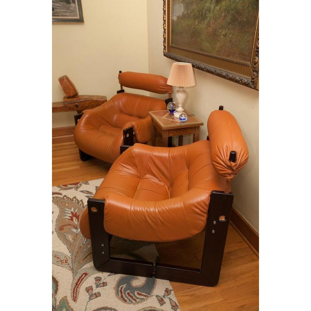 Percival Lafer Chairs - Pair - Image 8 of 8