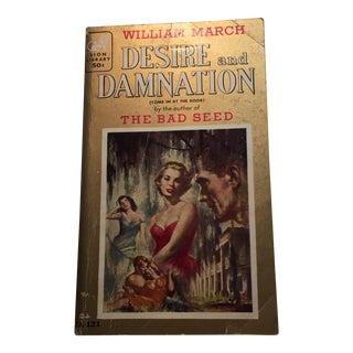 1956 Desire and Damnation Book For Sale