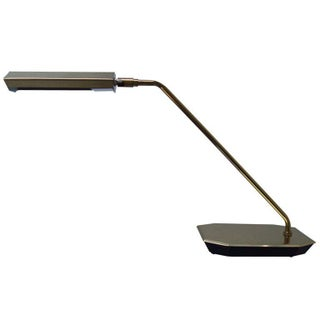 Koch & Lowy Cantilevered Desk Lamp For Sale