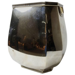 Tiffany & Co. Sterling Silver Vase For Sale